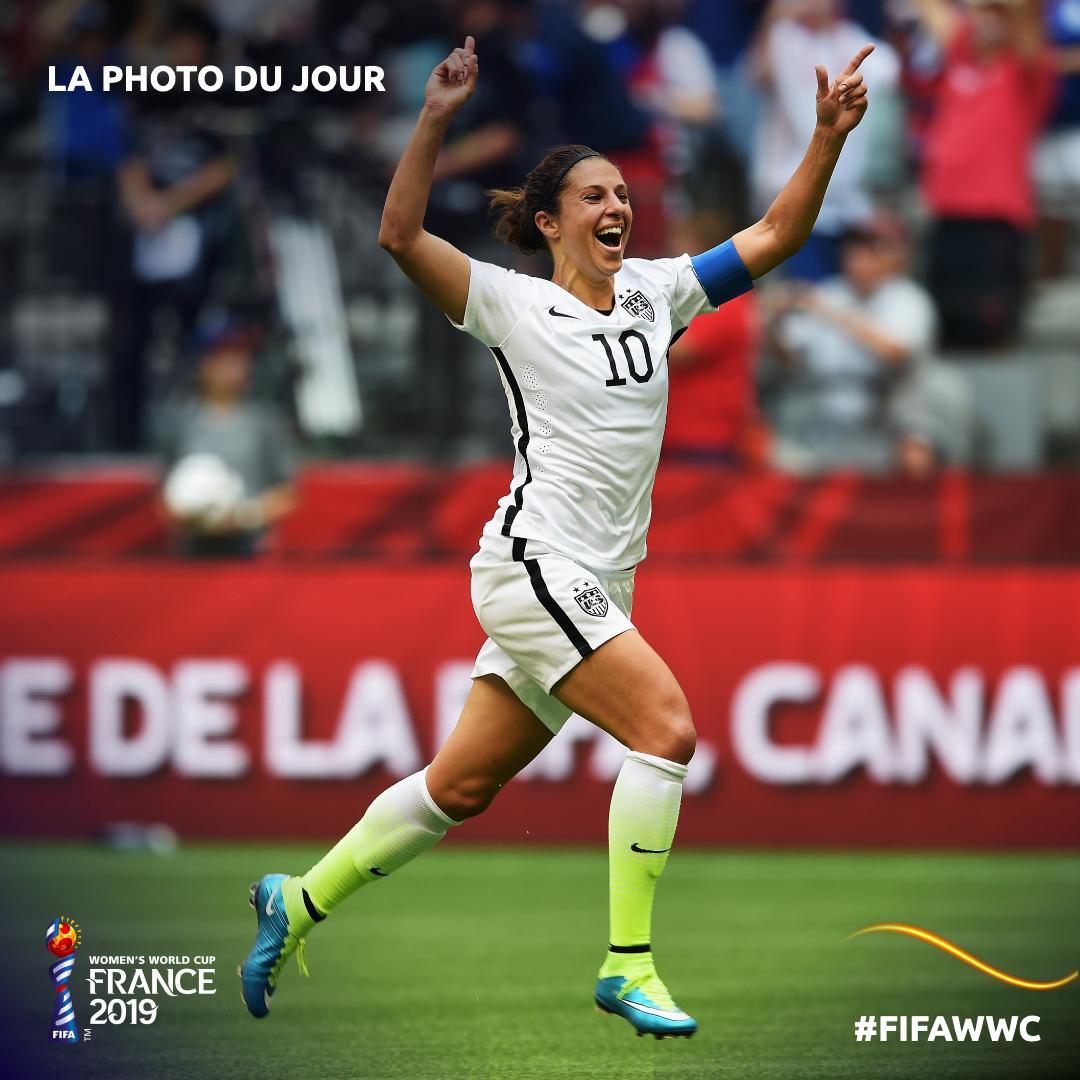 Trouvez les 7 différences ! #4AnsPlusTard #USA #FIFAWWC
