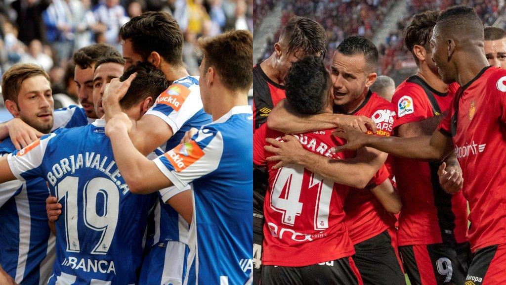 ¿Qué equipo ascenderá a #LaLigaSantander?   🔁 @RCDeportivo  ❤ @RCD_Mallorca   #PlayOffLaLiga123