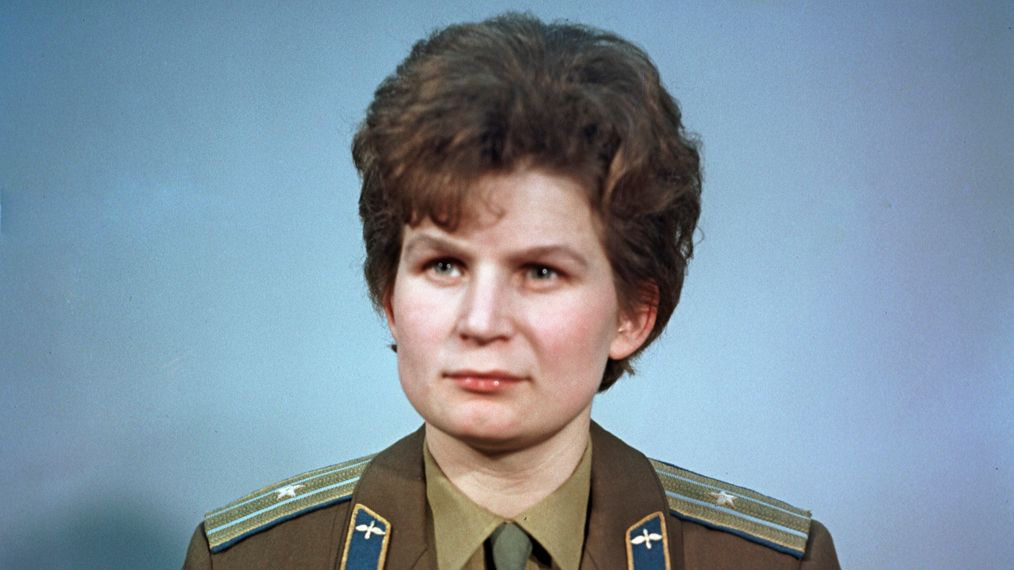 #Onthisday in 1963, Valentina Tereshkova becomes the first woman in space on the Vostock 6 mission #WomeninSTEM