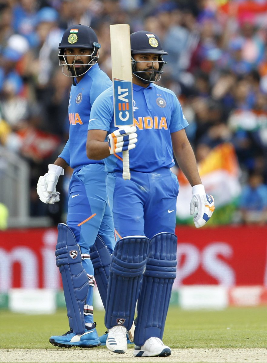 It was a brilliant all-round display by #TeamIndia! @ImRo45 was just amazing once again & @klrahul11 after being asked to open, played with a lot of responsibility. @imVkohli like always was classy & the way @imkuldeep18 bowled along with @hardikpandya7 was great to see. #INDvPAK