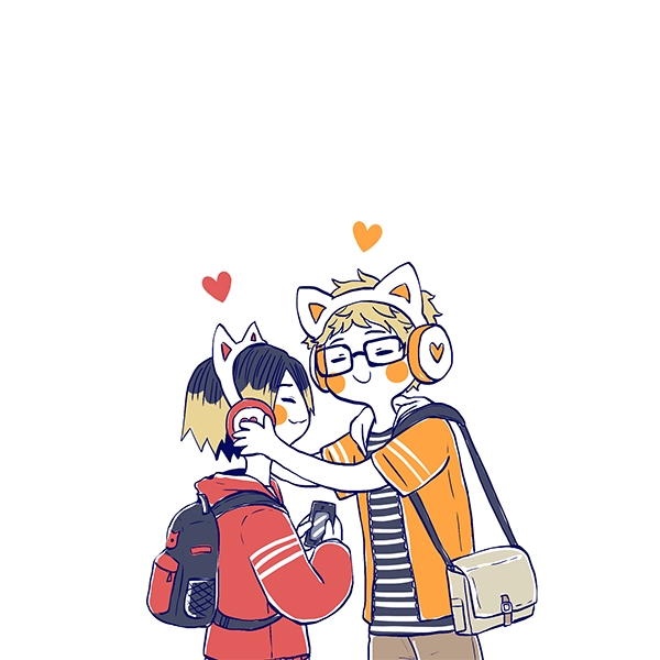 We Match Now! ❤🧡