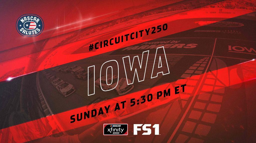 @NASCAR_Xfinity's photo on #CircuitCity250