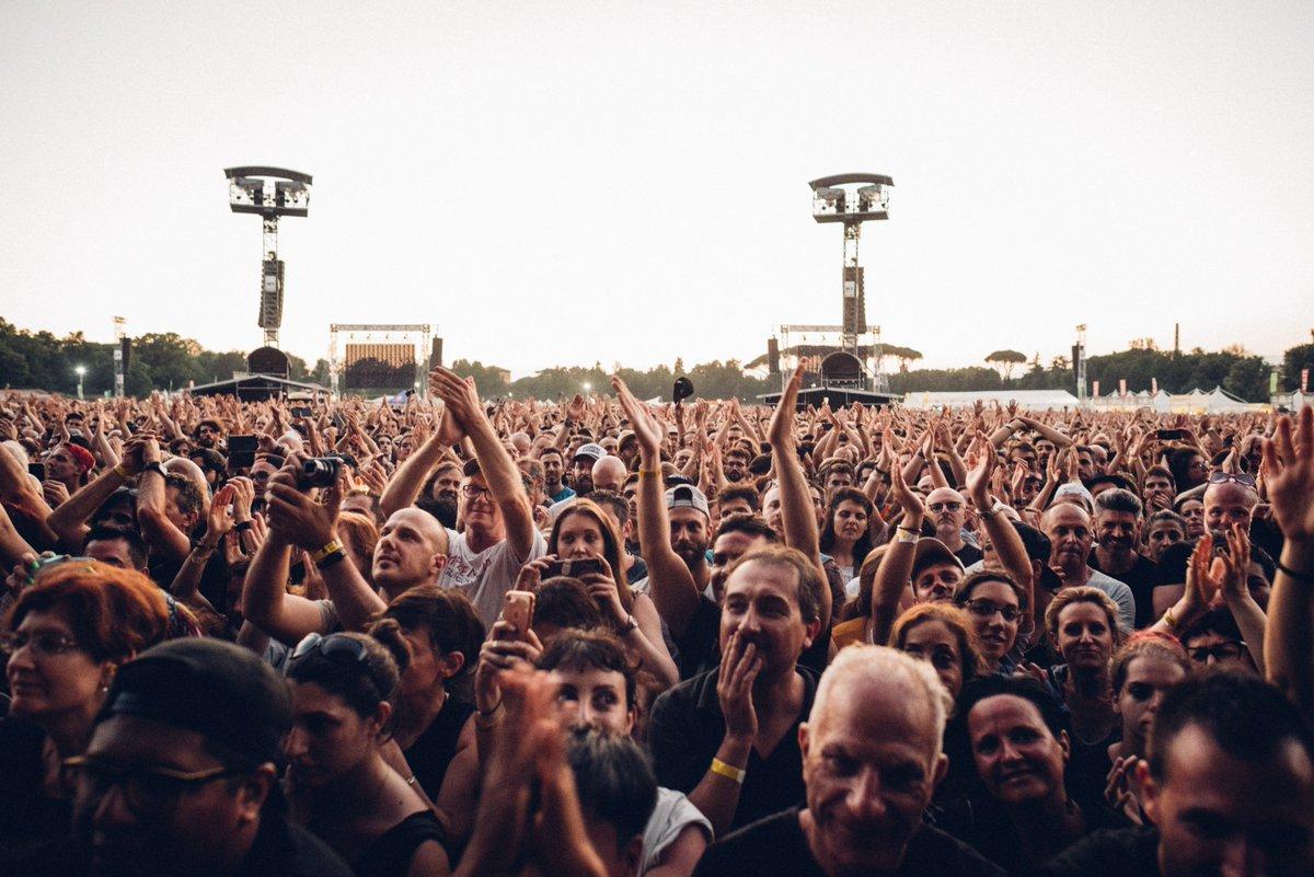 THE CURE  #FirenzeRocks 2019  📷: Francesco Prandoni, Elena Di Vincenzo, Guglielmo Meucci https://t.co/HvMoOh9KTl