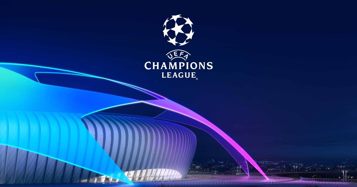 Who's looking forward to Tuesday's Champions League draw then?! https://t.co/2iVl4vN0WA