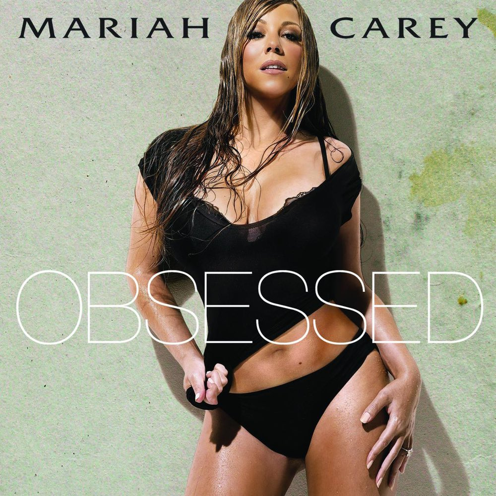 """10 years ago today, @MariahCarey released """"Obsessed"""" as the lead single from her twelfth studio album, 'Memoirs of an Imperfect Angel.'  The platinum-selling single peaked at #7 on the Hot 100, becoming Carey's 27th Top 10 hit on the chart at the time. <br>http://pic.twitter.com/9keql5P0QW"""