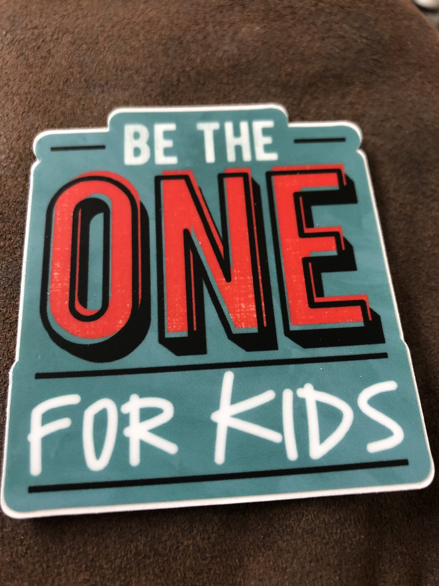 Thank you @sheehyrw for the awesome sticker! #betheone