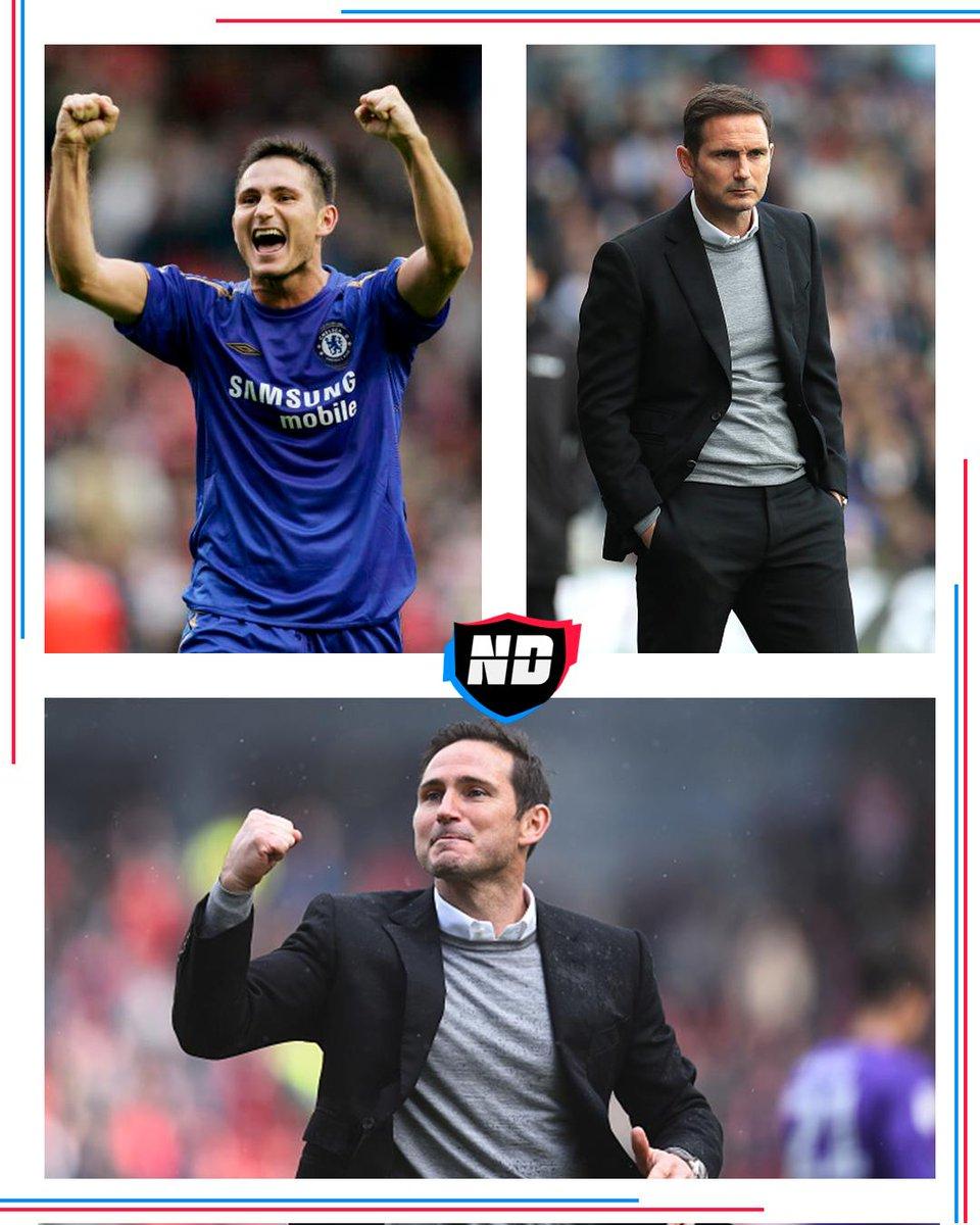 #PremierLeague | #LaCunaDelFutbol🦁  Tranquilos aficionados del @ChelseaFC_Sp, muy pronto habrá noticias positivas ✅ sobre el banquillo.   Todo apunta a que Frank Lampard 🔝 será el reemplazante de Sarri.  http://bit.ly/LampardaunpasodelChelsea…