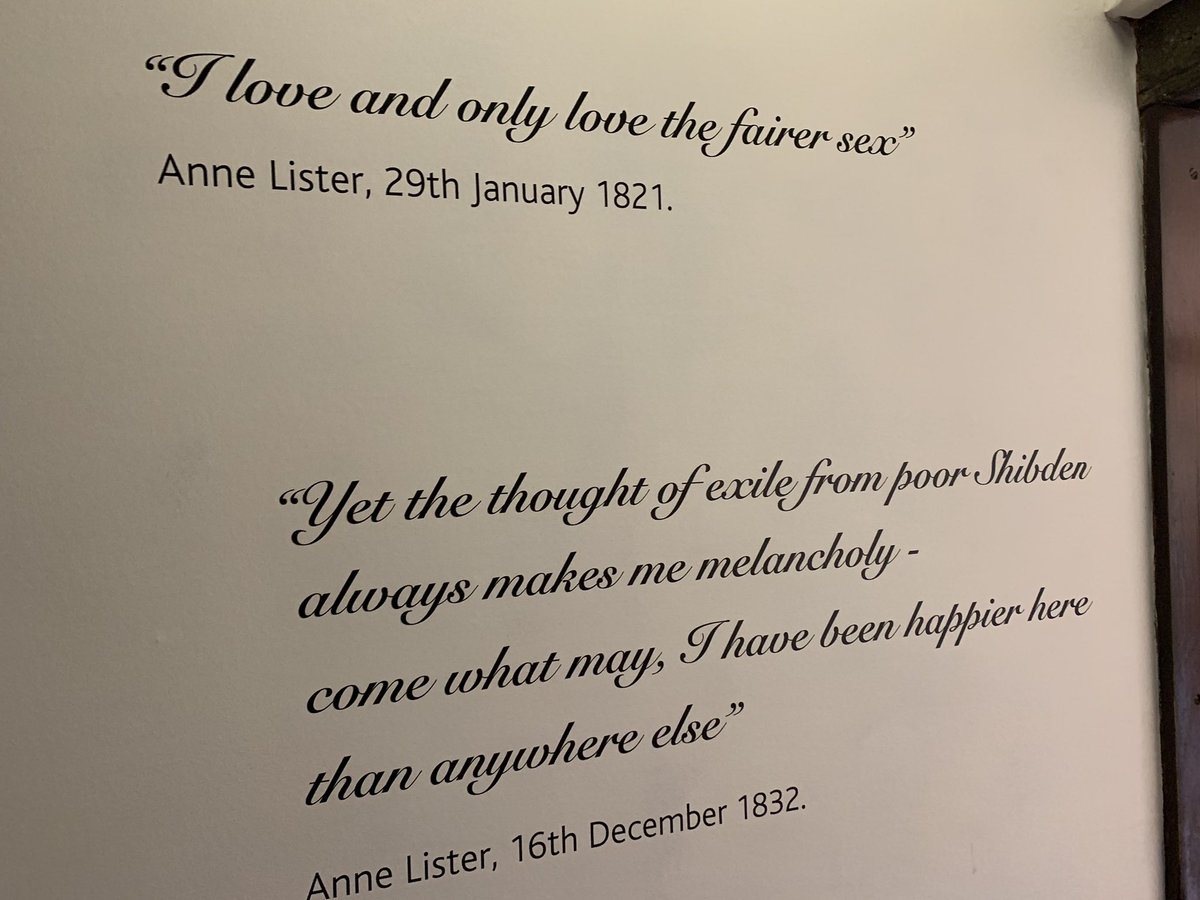 How Did Anne Lister Die
