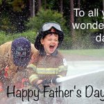 Image for the Tweet beginning: Happy Father's Day!  A special shout