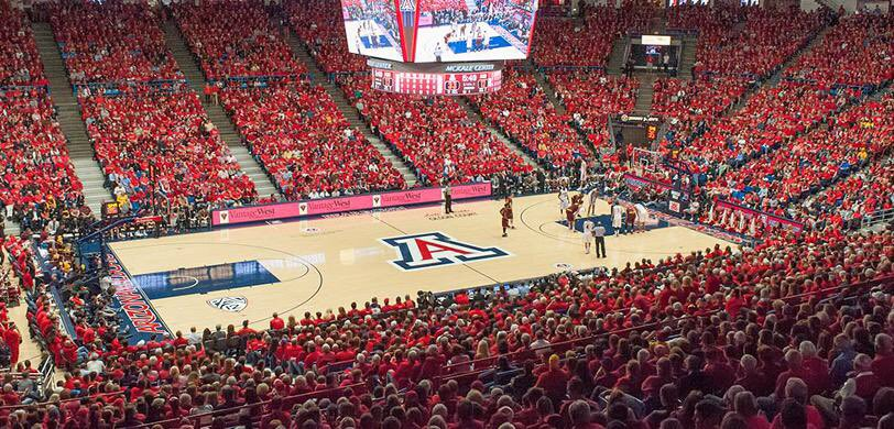 Blessed to receive an offer from the University of Arizona! 🐻