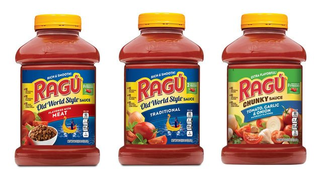 Recall alert: Ragu pasta sauces recalled due to plastic fragments 2wsb.tv/2IHC5BS