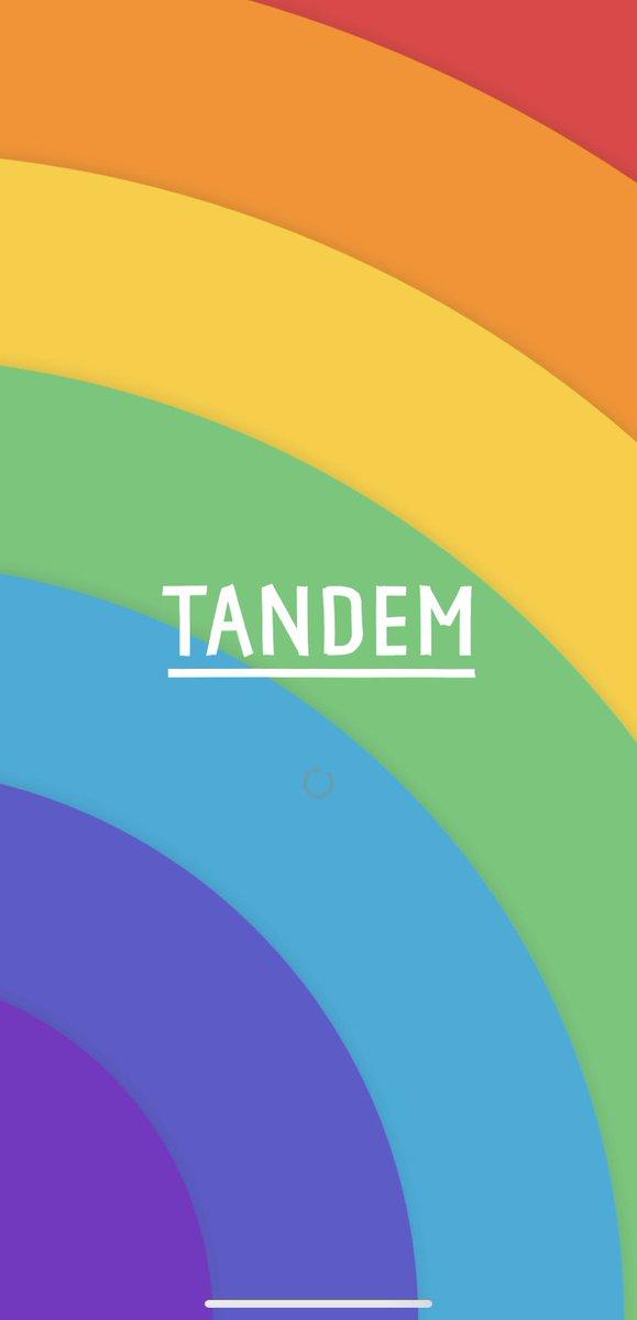 Tandem app forum