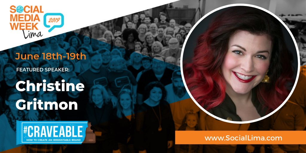 Ahhhhhhhh I can't believe I'm flying to Lima, Ohio TOMORROW!!! It's here it's here it's here!!! 💙🧡#SMWL19 #craveable