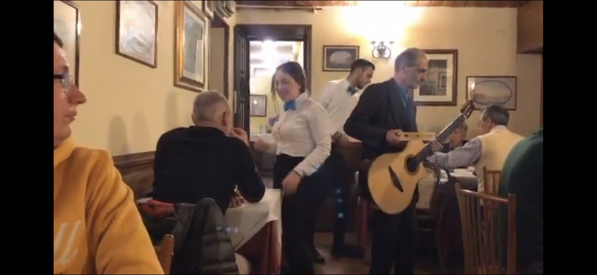 Watch @TimeslayerHS's broadcast: In oldest pizza place in the world #napoli #livemusic #tra… https://t.co/knHc7xjjR6 https://t.co/s9XfVdtbQu