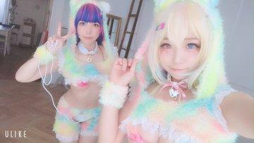 コスプレイヤー松谷琉優のTwitter自撮りエロ画像43
