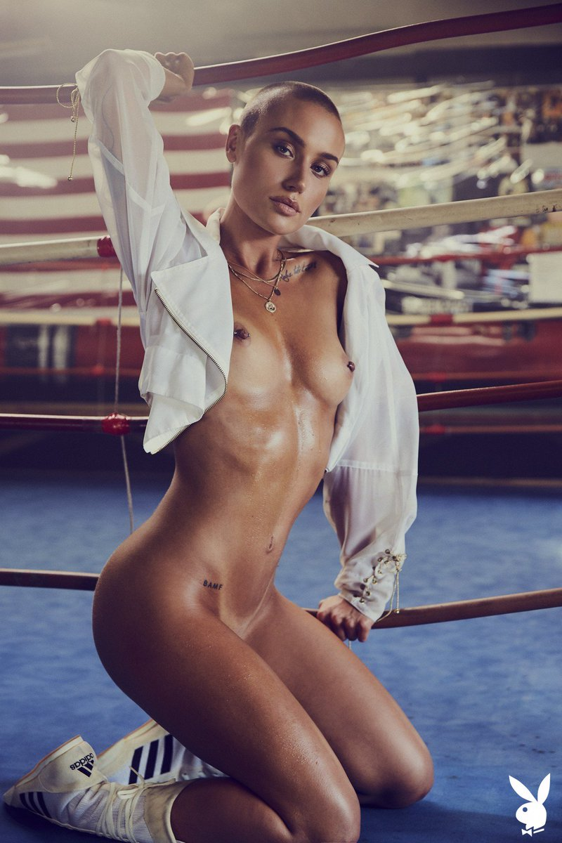 """Playboy Plus on Twitter: """"""""I'm working on taking more risks in my ..."""