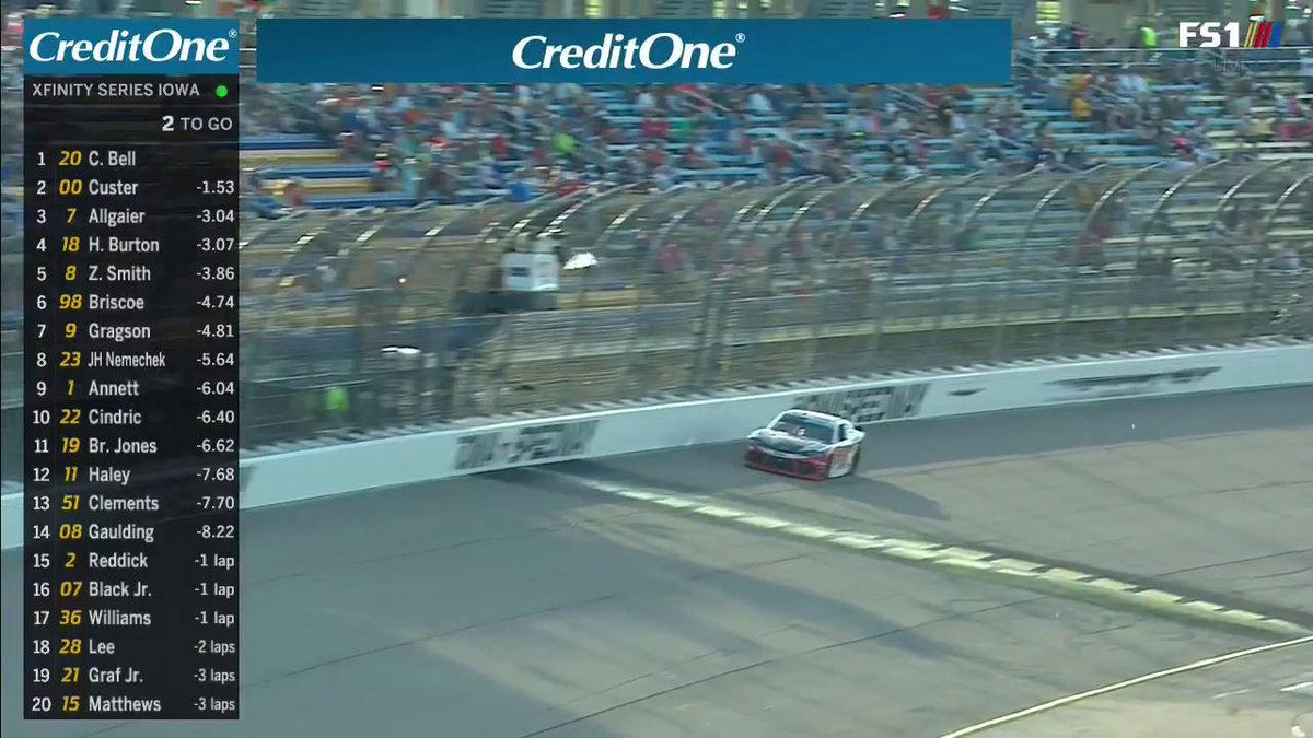 @NASCARONFOX's photo on Christopher Bell