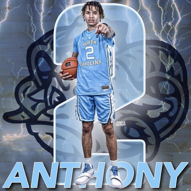 UNC Freshmen Cole Anthony has confirmed he will wear No. 2 for the 2019-20 season @The_ColeAnthony Notable players to wear No. 2 at UNC Raymond Felton Wayne Ellington Leslie McDonald Joel Berry II Coby White <br>http://pic.twitter.com/1XEF9eEyPs