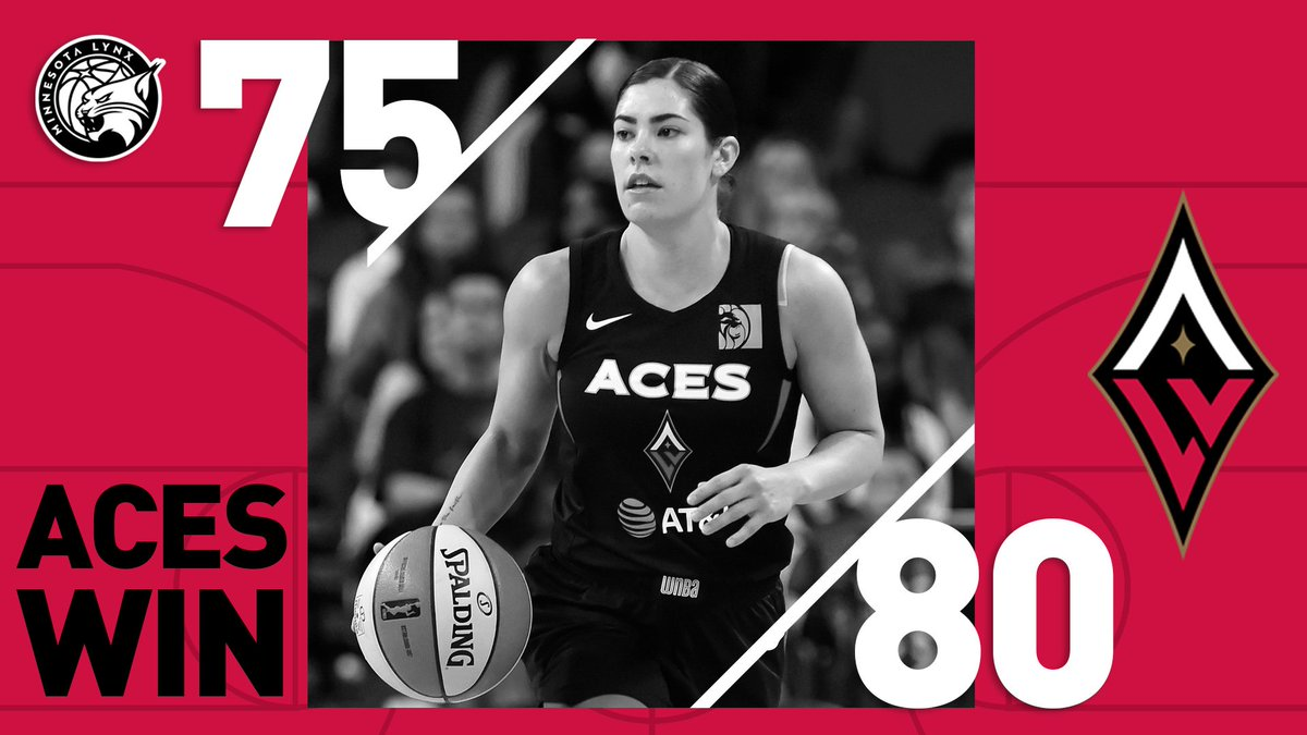 "Top story: @LVAces: 'ACES WIN!  Aces: 80 ""Meh""-nnesota: 75  #DoubleDown  ' , see more http://tweetedtimes.com/VegasMonthly?s=tnp …"