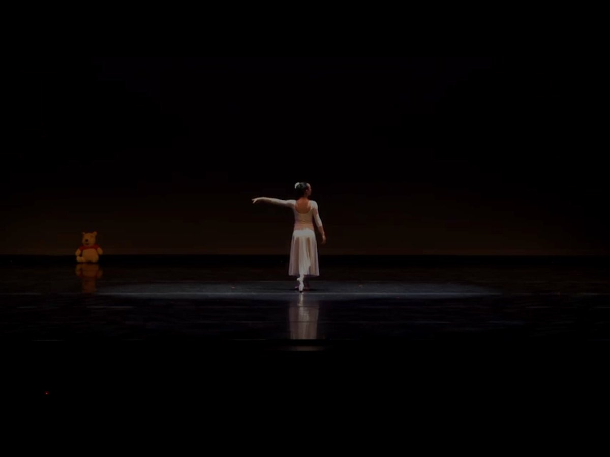 Crescendo Conservatory is proud to pay homage to a true artistic inspiration #YuzuruHanyu.  This is Notte Stellata - A Ballet Tribute to Yuzuru Hanyu performed @kauffmancenter in Kansas City on June 16th. #LoveYuzuruFromAllOverTheWorld  #balletankles   https:// youtu.be/UmzVx2P7TYM    <br>http://pic.twitter.com/8cTLi4e2jB