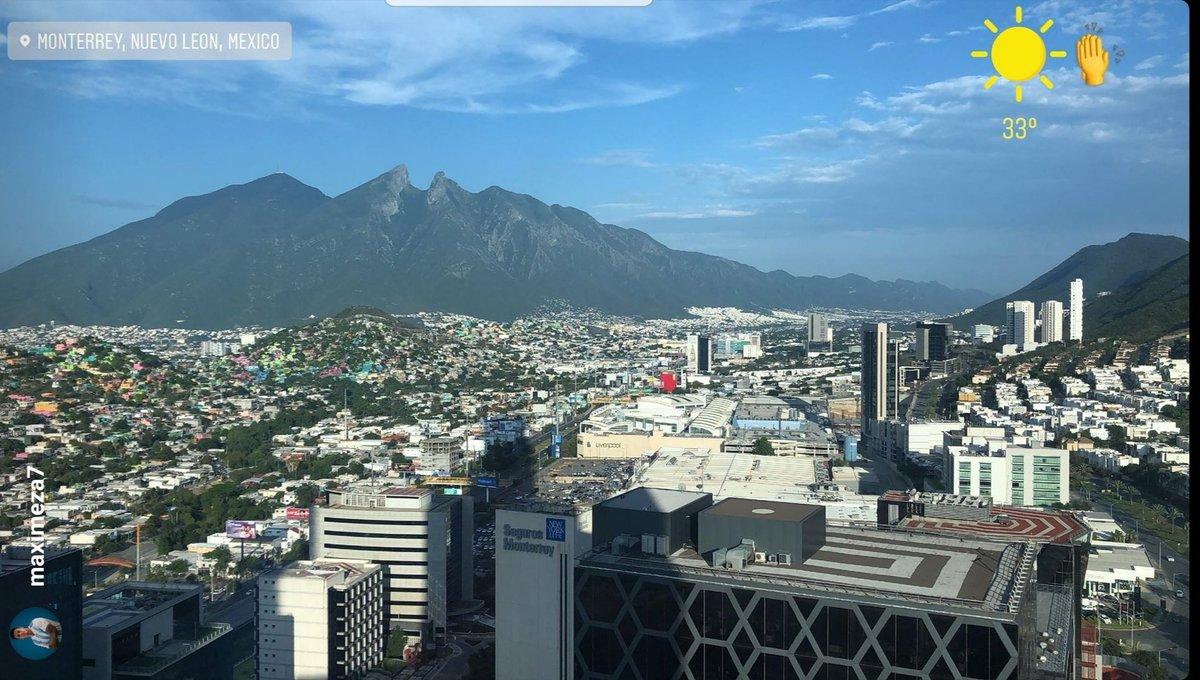Ya llegó Maxi Meza a Monterrey¡¡ https://t.co/3GQbJhGAAh