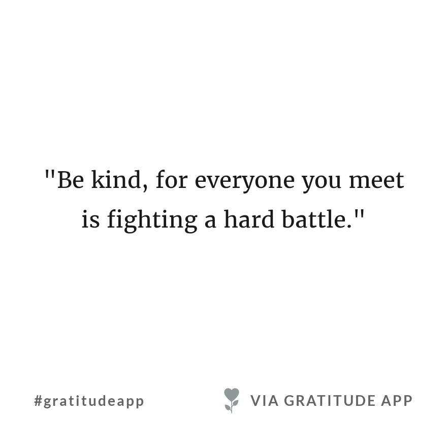 We don't know what others are going through. Sometimes, a smile, a thank you, or a compliment can change another person's day. This is our power and we should use it well. Have a beautiful day!  #gratitudeapp #emotionalfirstaid  #morningmotivation<br>http://pic.twitter.com/bYeZ6UgLZC