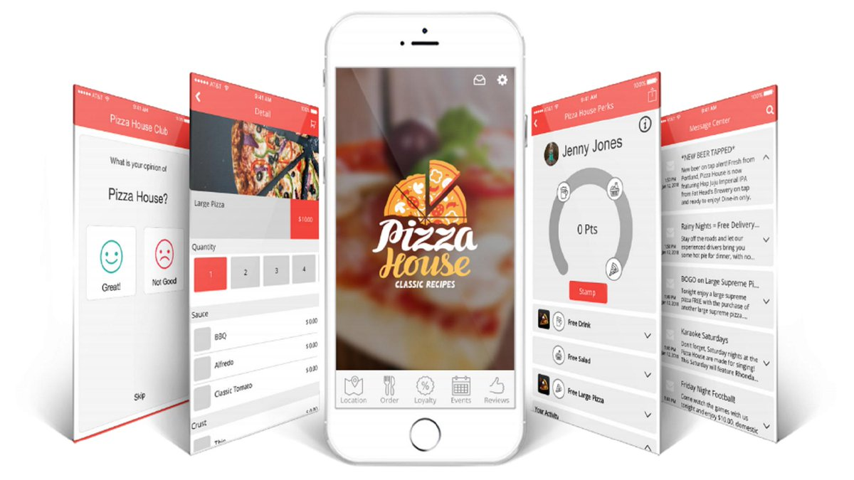 #Restaurants🍔 are killing it #Mobile users #searching to #find a #place to #eat are inside the #restaurant within 1hr on #average #UniworldApps adds 5 #languages #food & #venue #tours signature #secure #takeout #payments #positive ONLY #reviews http://ow.ly/IHuj50uB0FF  🍕🍗🌮🥗
