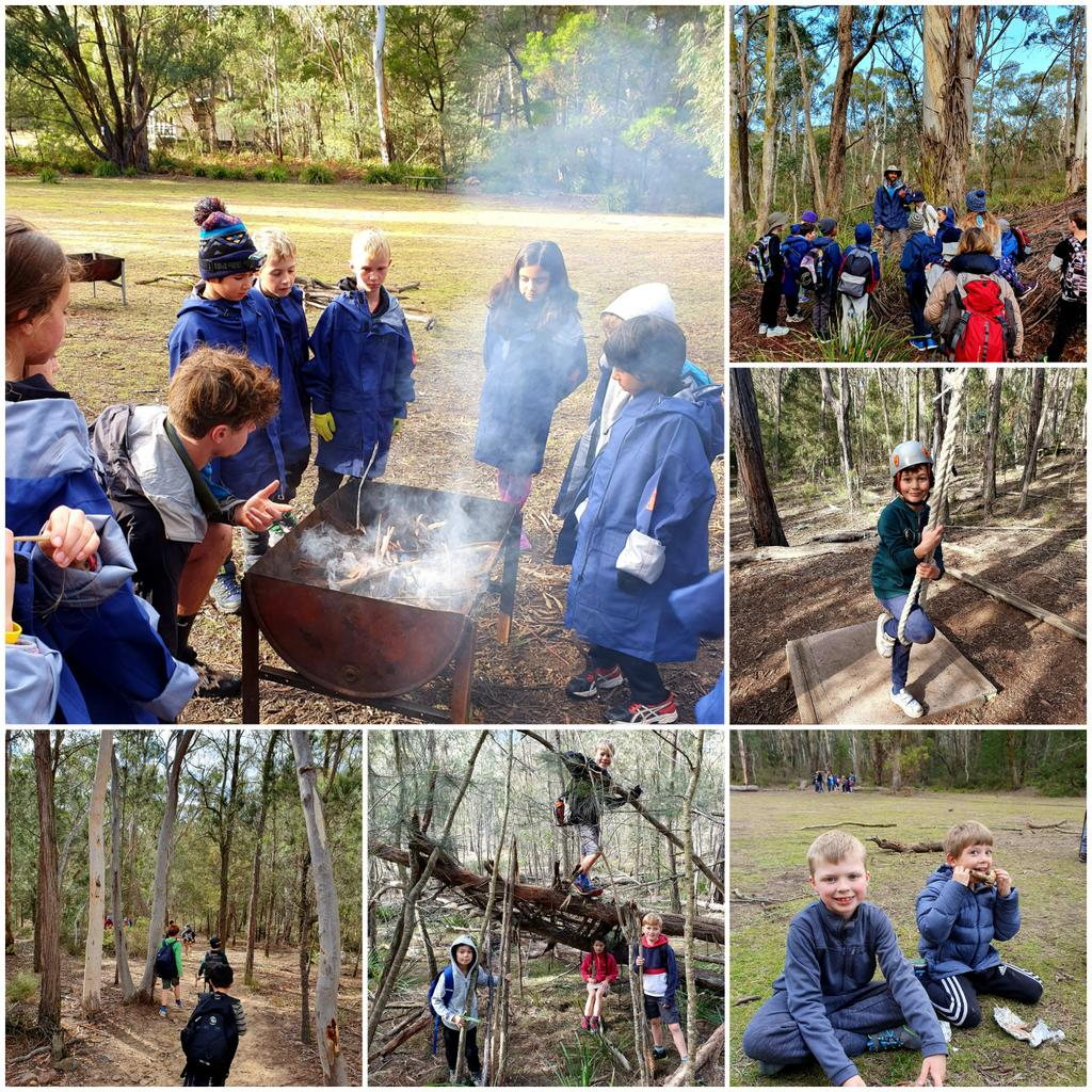 Year 3 students thoroughly enjoyed their time out at Tallong last week. They made the most of the great weather participating in a range of outdoor activities, learning new skills  & building stronger relationships with in their cohort.