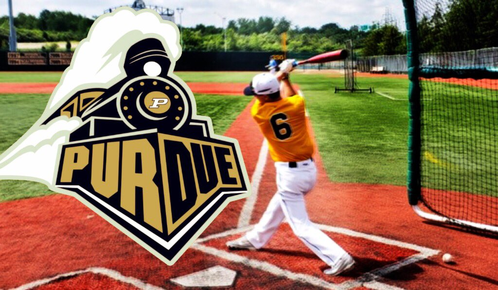 Extremely blessed and grateful to commit to @PurdueBaseball to further my academic and athletic career! So excited to play for Coach Goff!   #boilerup @PurdueSports @GuerinBaseball<br>http://pic.twitter.com/juOcroRmJH