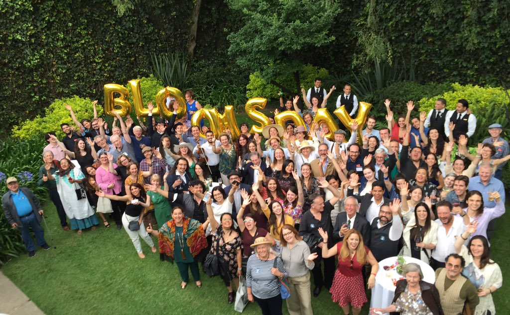 That was a Bloomsday for the books! Thank you to @JoyceWithout and friends of the Embassy for making it a celebration to remember! #Bloomsday2019 #JamesJoyce