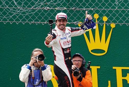 Der Triumph, der Fernando Alonso zum König aller Zeitenmacht https://t.co/R9xTva3Bm6 https://t.co/S2t4FtSK0x