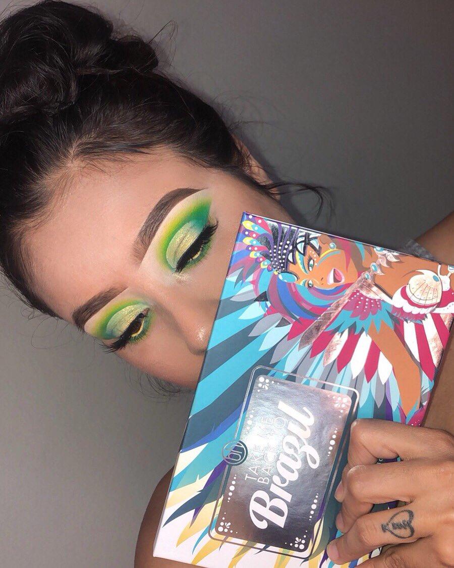 @bhcosmetics 😍💚🇧🇷 take me back to Brazil 🇧🇷 #muas #makeupartist #makeupaddict #muacademy #love #bhcosmetics #makeupartistsworldwide