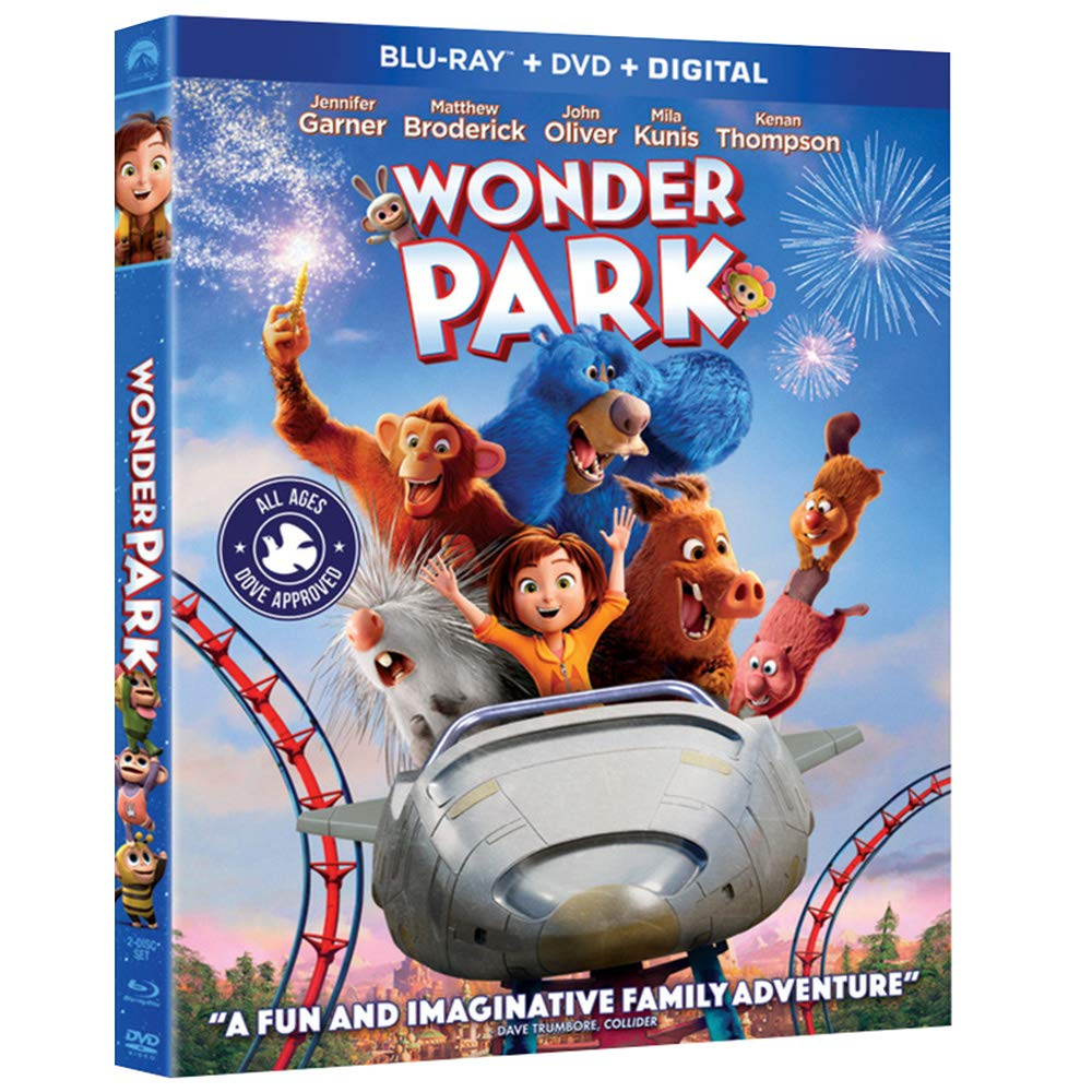 I am giving away a copy of Wonder Park in my weekly Shopping Guide https://t.co/Q0E10jAjWp #wonderpark #bluray #giveaway #movie #paramountpictures https://t.co/XbFQqPEfqc