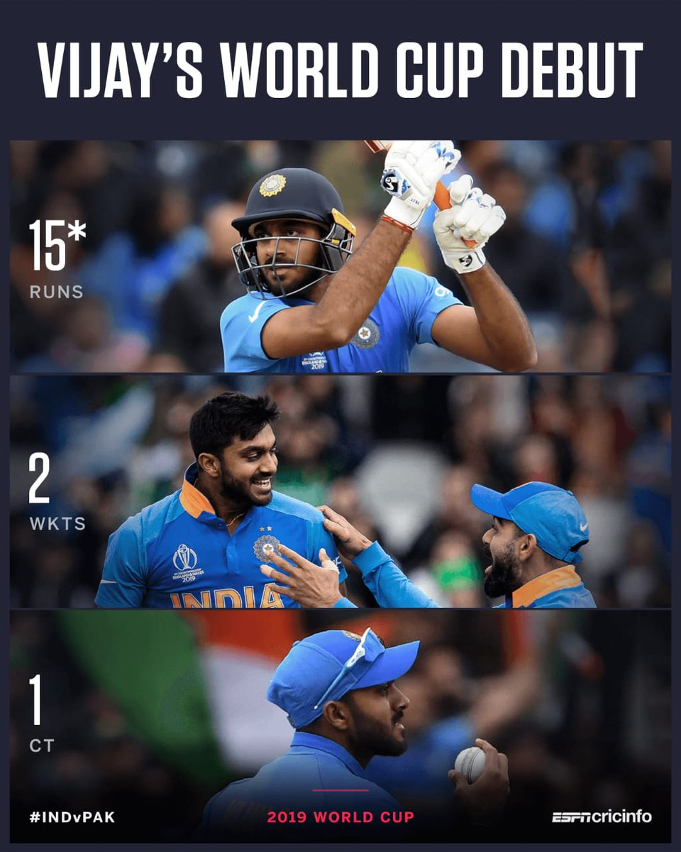 That went well 👓#INDvPAK #CWC19
