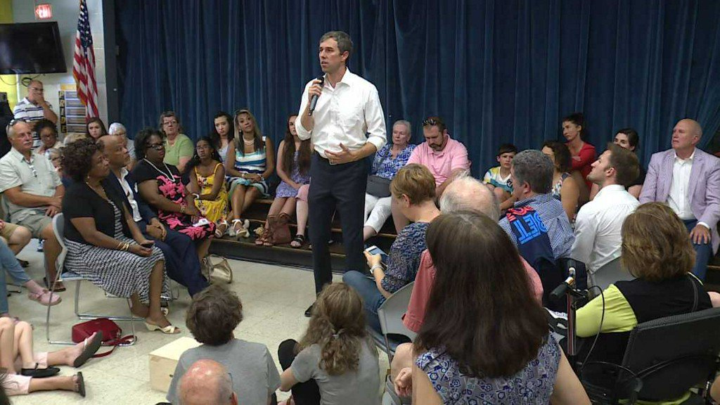 Beto's back in South Carolina wyff4.com/article/orourk…