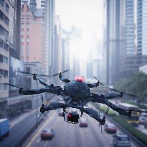Los hospitales públicos @APHP y @CHUnantes utilizarán drones para el envío de medicamentos. h...