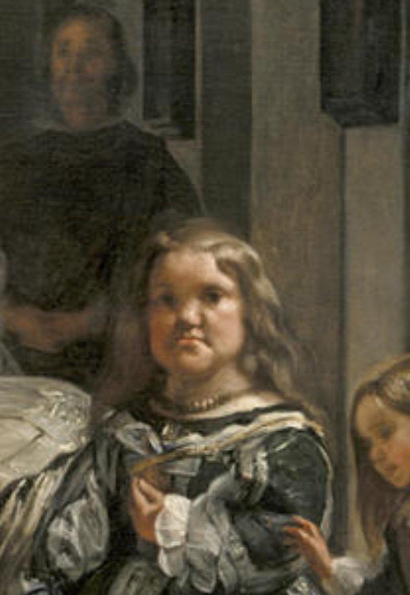 A mí, está Menina siempre me recuerda a Federico.
