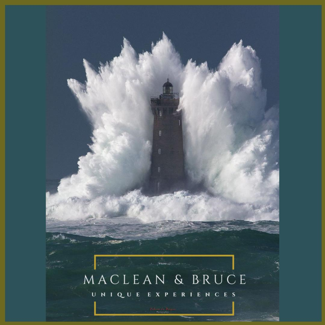 Following one #shipwreck too many, The Bell Rock Lighthouse was built in 1807 on a treacherous reef, becoming one of the Seven Wonders of the Industrial #World, and a stunning #Scottish landmark. It is the world's oldest surviving sea-washed #lighthouse, and a national #treasure.