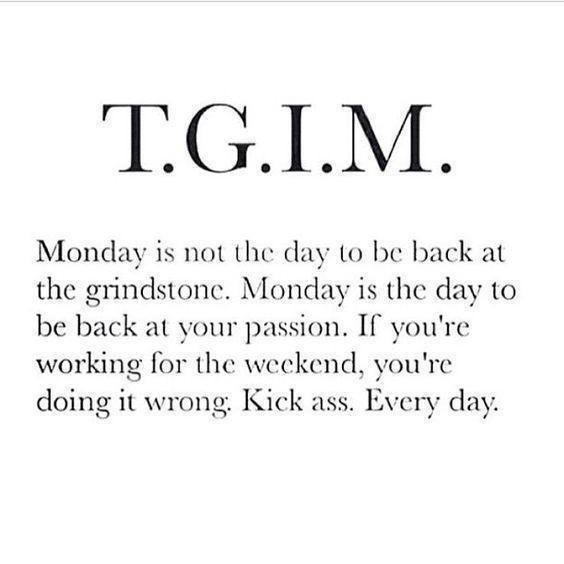 It's Monday - Don't forget to be awesome #Monday and T.G.I.M is exactly why we love what we do and this is #events https://t.co/thn3TQSBqO