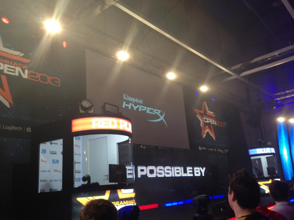 One of our first #Dreamhack events. Throw back to 6 years ago @HyperX #KingstonHyperX pic.twitter.com/S9XCajYaWg