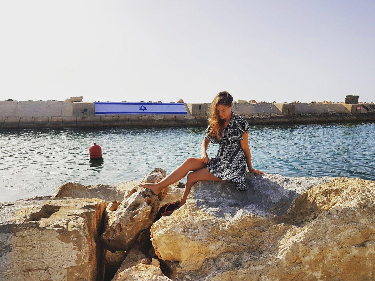 Beach hair don't care 💁♀️ #israel🇮🇱 #israel #jerusalem #telaviv #beachcity #travel #asia #jewish #fleemarket #israeli #beachready #fitness #holyland #hebrew #summer #judaism #instagood #beach #travelisrael #eurovision #eurovision2019 #deadseasalt #passportready #instafit #jaffa