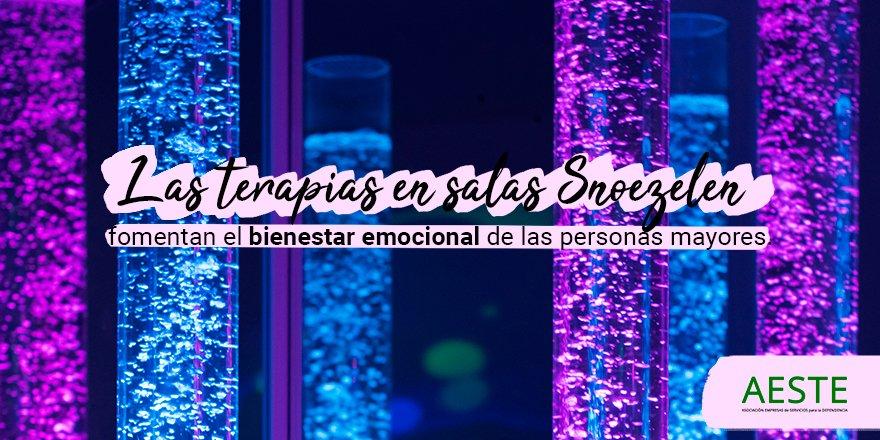 test Twitter Media - Las terapias en salas Snoezelen proporcionan estímulos sensoriales que fomentan el bienestar emocional y la relajación. Con estas terapias, los #AESTEasociados consiguen reducir los comportamientos disruptivos y mejorar su sociabilidad.   https://t.co/7lCwoTUiKr #PersonasMayores https://t.co/rURSq1ew3t