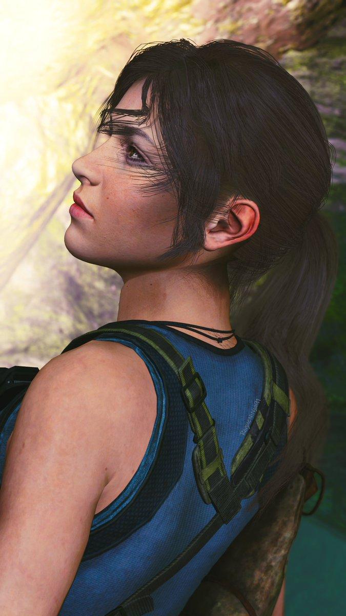 RT @RNinja91: #ShadowOfTheTombRaider #LaraCroft #VirtualPhotography  Daily Lara (Vertical shots) https://t.co/WWwGKXXmRR