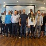 Image for the Tweet beginning: Stavanger meeting hosted by @bitYogaAS.