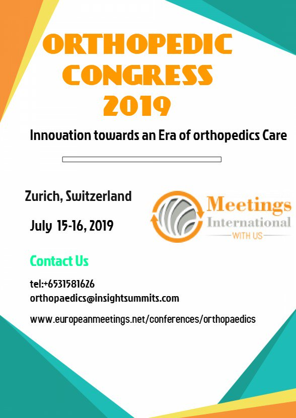 OrthopedicCongr - 5th Orthopedics and Advanced Care 2020