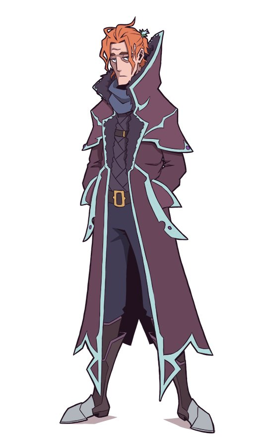 found some time to finally figure out Calebs new dynasty look...  #criticalrole <br>http://pic.twitter.com/yNxythdU2i