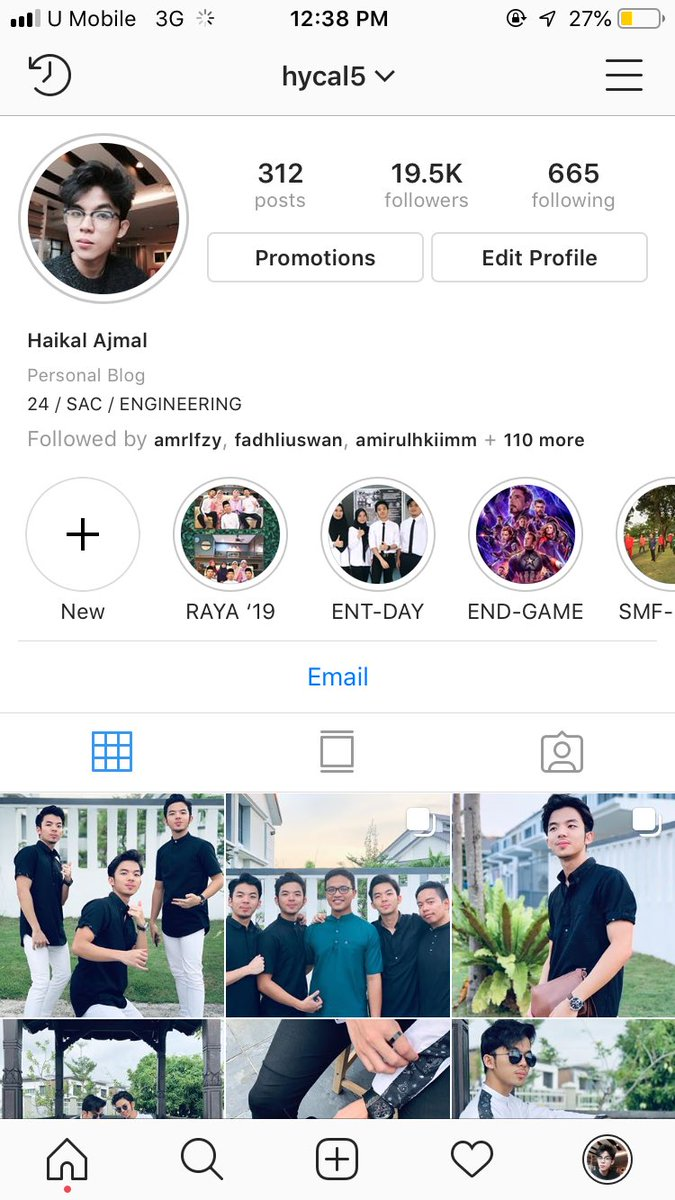 Just for you guys to get more confuse, do visit our ig 🤪