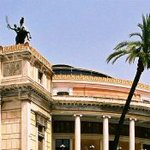 Image for the Tweet beginning: Orchestra sinfonica siciliana nella bufera,