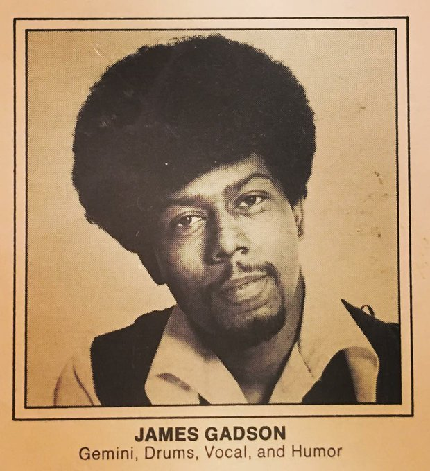 Happy Birthday to my Hero..OG and Mentor Mr James Gadson!!