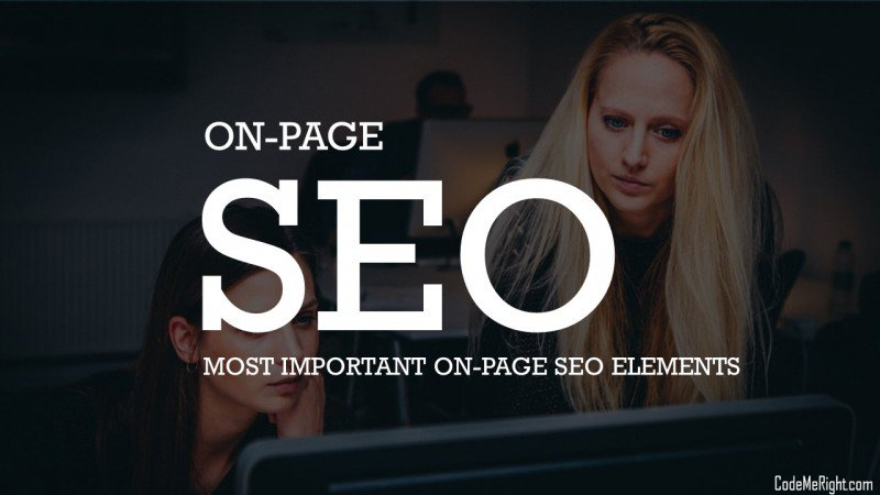 Are you sure about your on-page SEO? Find new tricks: https://www.codemeright.com/blog/post/on-page-seo-tips … #SEO #contentmarketing #contentcreators #DigitalMarketing #blogger #Content #OnPageOptimization #SEOTips #OnlineMarketing #videomarketing #ImageSEO #VideoSEO